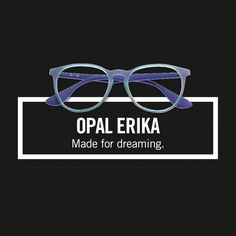Add more color to the world with the new Opal Erika // http://neverhi.de/8m5g