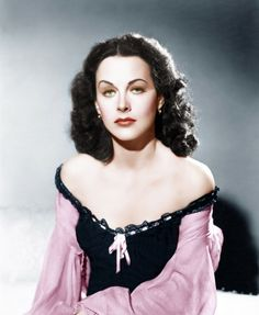 Hedy Lamarr Inventor, Old Film Stars, Movie Stars, Most Beautiful, Beautiful Women, Celebs, Celebrities, Vintage Beauty, Classic Hollywood