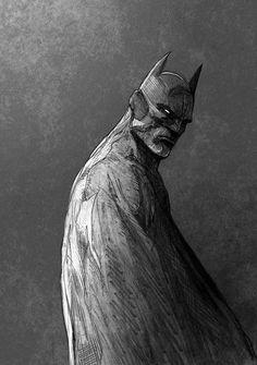 Batman by Miguel Mendonça