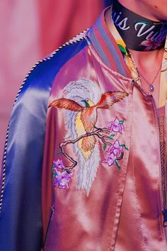 Louis Vuitton Spring/Summer 2016 Menswear (Details)
