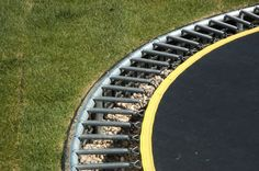 More on sunken trampolines
