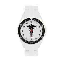 Medical Symbol Wrist Watch the perfect symbol of time for nurses, doctors, physician assistants, everyone so dedicated to healthcare