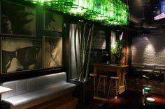 Proyecto iluminación bar Heineken Urban Concept en Burgos. #iluminacion #taraluxiluminacion