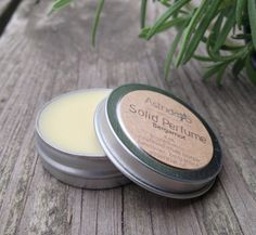 diy solid perfume - Google Search