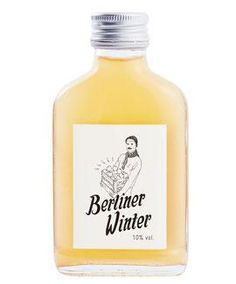 Berliner Winter: Apfelsaft von Steuobstwiesen und Vodka