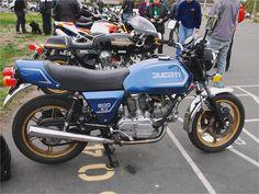 Ducati Darmah 900SD