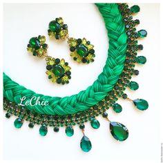 Silk Thread, Turquoise Necklace, Crafts, Jewelry, Fashion, Moda, Bijoux, Jewlery, Fasion