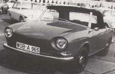OG | 1969 Volkswagen / VW Roadster EA158 | Prototype