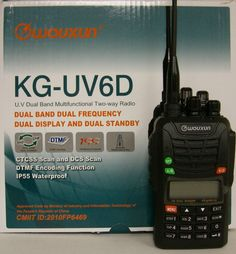 Wouxun KG-UV6D dual band handheld(136-174 &350-470MHz) Wouxun KG-UV6D dual band handheld radio 136-174 &350-470MHz [Wouxun KG-UV6D dual band handhel] - $145.00 : Vivi radio, Radiomart shop:two way radio(handheld radio,mobile radio,cell phone radio,amplifer),accessories for radios, Vivi radio, Radiomart shop wholesale handheld radio,mobile radio,amateur radio(ham radio),cell phone radio,marine radio,amplifer for CB,battery,charger,adaptor,antenna for radios.