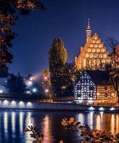 Bydgoszcz # Night Lights # Poland