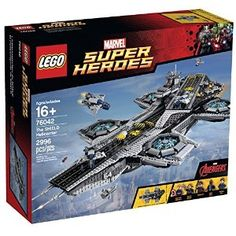 Plan! Buy this for when school is out then spend some time building it with the boys. Win cool dad prize.Over a 1000 pieces, and I will step on all of them in the middle of the night!