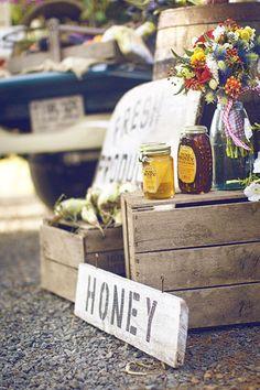 Honey and Wildflowers~