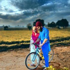 Kurta Pajama Punjabi, Trendy Suits, Sweet Couples, Pre Wedding Shoot Ideas, Punjabi Couple, Punjabi Status, Wedding Couples, Insulation, Desktop