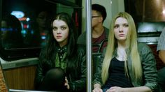 Georgie Henley and Abigail Breslin in Perfect Sisters