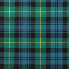 Gordon Ancient Lightweight Tartan by the meter – Tartan Shop