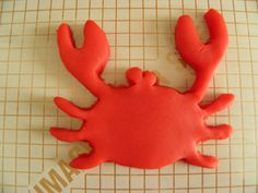 3 x 3 crab cookie cutter -seafood decorations baking cake cookies-cookie cutters Cake Cookies, No Bake Cake, Cookie Cutters, Seafood, Cake Decorating, Decorations, Baking, Bread Making, Dekoration