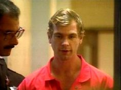 "Photos of the trial of Jeffrey Dahmer. Page Dahmer, also known as ""The Milkwaukee Cannibal"", murdered 17 men ans boys between 1978 and Jeffrey Dahmer, Criminology, Die Young, Serial Killers, True Crime, My Boyfriend, Trials, My Love, Curiosity"