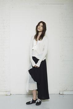 Yohji Yamamoto / Draped Pants