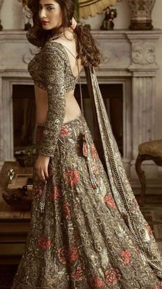 Bridal dresses - Renovate your Wardrobe, We provide customization in Designer Blouses & women ethnic wear that reflect Amazing Handwork & Unique Zardosi Art at Your Budget & time, Worldwide Delivery tr Indian Bridal Outfits, Pakistani Wedding Outfits, Indian Bridal Lehenga, Indian Designer Outfits, Desi Wedding Dresses, Asian Wedding Dress, Wedding Mandap, Wedding Stage, Wedding Receptions