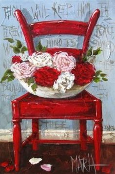 Art by Maria M Oosthuizen ✿⊱╮ by VoyageVisuel