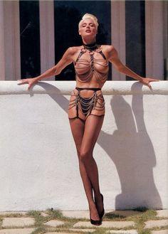 Brigitte nielson nude