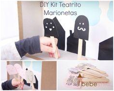 [The Kit Project nº 5] Kit teatro de marionetas