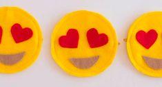 Cómo hacer bolsitas Emoji