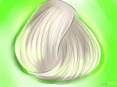 How to Bleach Your Hair Platinum Blonde (with Pictures) - wikiHow