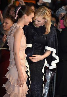 Rooney Mara Photos - London Film Festival 'Carol' - American Express Gala - Zimbio