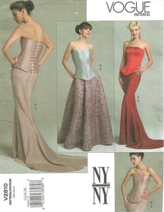 Simplicity Dress Patterns | Patterns › Simplicity › 5096 Formal ...