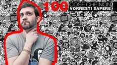 Dopo il grande successo di 100 cose che non sai (grazie), chiudo questa trilogia con 100 cose che non vorresti sapere. Curiosità dal mondo, trucchi geek, tips & trick e altri segreti sulla vita che potrai sperimentare in prima persona.
