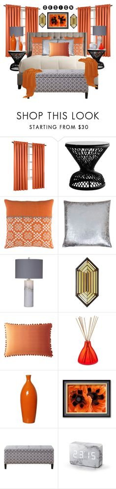 """""""Interior Design"""" by helenaymangual ❤ liked on Polyvore featuring interior, interiors, interior design, home, home decor, interior decorating, Sun Zero, Décor 140, Basset Mirror Company and Emissary"""