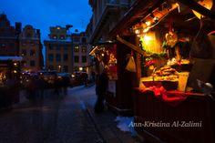 by Ann-Kristina Al-Zalimi, sweden, stockholm, gamla stan, christmas, skandinavia