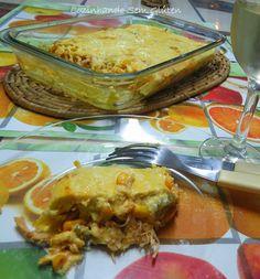 Cozinhando sem Glúten: Torta salgada de liquidificador