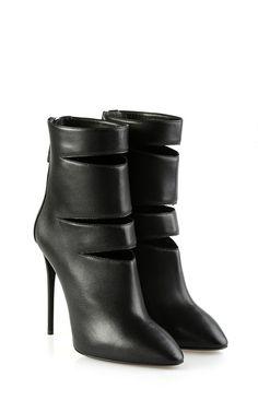 GIUSEPPE ZANOTTI - Olinda cut-out ankle boots