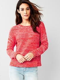 Marled crew sweater. Make sure to use Gap Discount and Voucher Codes to get significant discounts on your purchase.