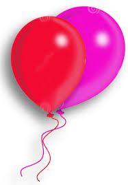 resultado de imagen para globos infantiles png
