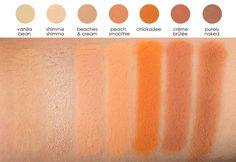 Makeup Geek Eyeshadow Pan - Peach Smoothie - Makeup Geek