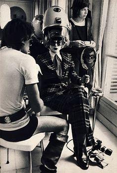 Miss Dior #AngelicaHuston…..I LUVie IT