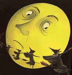 Aquelarre en luna llena