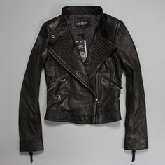 Find More Leather & Suede Information about Factory Women's Genuine Leather Jacket For Women Goat Skin Fashion Black Thin Rivets Bomber Motorcycle Coat Female Jaqueta ZH178,High Quality Leather & Suede from Mosiriva on Aliexpress.com