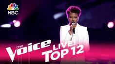 "The Voice 2017 Vanessa Ferguson - Top 12: ""A Song for You"""