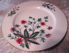 Vintage COUNTRY GARDEN Lenox 10.50 Dinner by WHISTLESTOPTRAINSHOP, $28.00