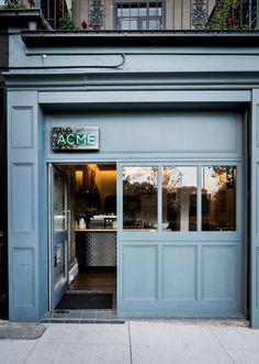 Acme - Picture gallery #architecture #interiordesign #restaurant