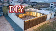 Дом с уникальной пространственной структурой Южная Корея | дизайн-проект...