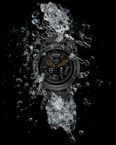 With groundbreaking water resistant capabilities and an ultra-rugged design, the Mission features the toughest hardware of any smartwatch on the market. Learn more about the features and functions of the world's first action sports smartwatch: nxon.co/MissionFeatures