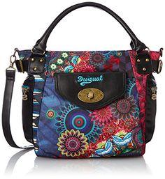 Desigual Lakey Top-Handle Bag None