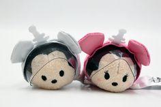 Preview: Space Mickey & Minnie Tsum Tsum (Disney Parks Tomorrowland)