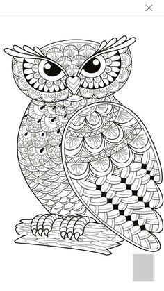 Owl coloring page                                                                                                                                                      More                                                                                                                                                                                 Más