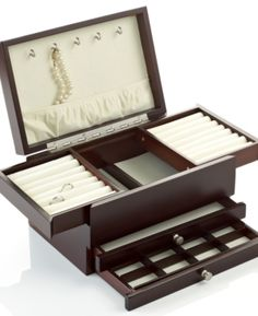 #Wallace                  #Home - Misc              #Wallace #Jewelry #Box, #Dark #Walnut #Hastings #Expandable                   Wallace Jewelry Box, Dark Walnut Hastings Expandable                                                    http://www.snaproduct.com/product.aspx?PID=5530288